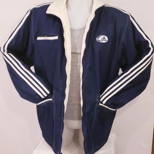 One Of A Kind, Rare, Vintage Adidas Puffer Jacket